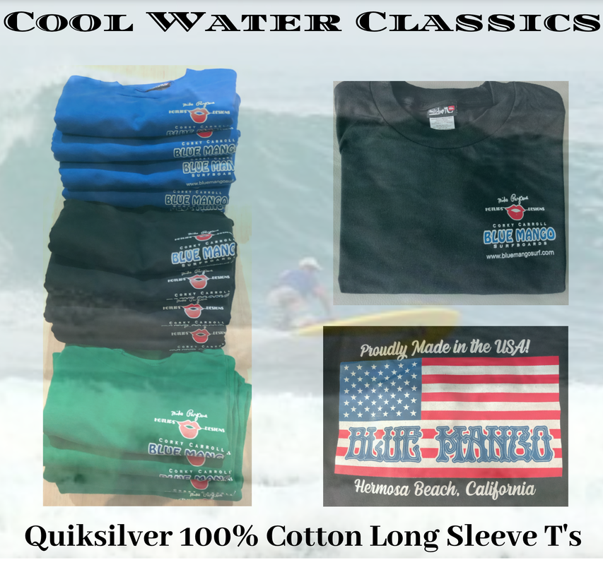 Corky Carroll's Cool Water Classic T-shirt photos